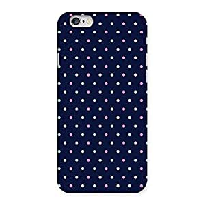 Stylish Colorful Dots Prints Back Case Cover for iPhone 6 6S