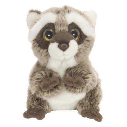"Wild Republic Wild Watcher 7"" Raccoon - 1"