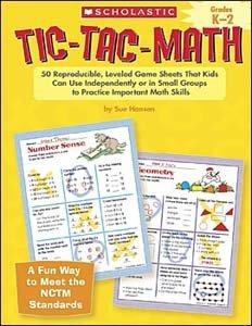 Tic-Tac-Math: Grades K-2 - 1
