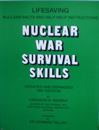 Copertina del libro Nuclear War Survival Skills: Updated and Expanded 1987 Edition