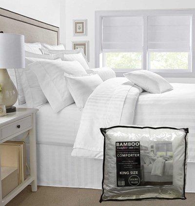 Goose Down Alternative King Comforter (Alternative Down Comfortor compare prices)