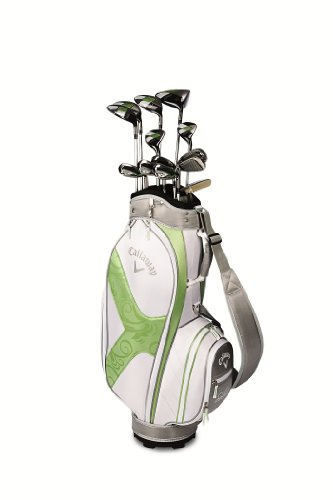 Callaway Solaire Ii Complete Set Womens The Golf Club Master