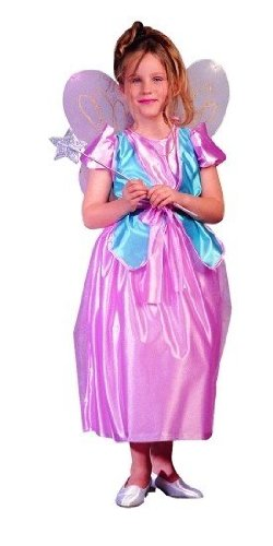 RG Costumes 91211-L Butterfly Princess Costume - Size Child Large 12-14