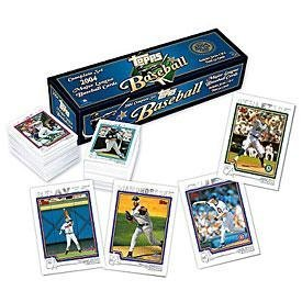 2004 Topps Baseball Complete Unopened Set - MLB Baseball Cards by Hollywood Collectibles