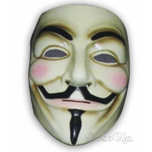 fawkes maske