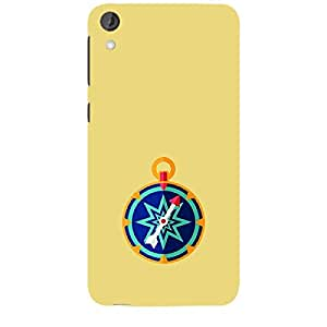 Skin4gadgets Designer Compass Colour - Wheat Phone Skin for HTC DESIRE 820