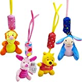 Animal Pattern Pushchair Hanging Soft Baby Toys (Random Color)