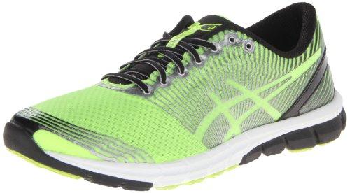 ASICS Men's Gel Lyte33 3 Running Shoe,Flash Yellow/Black/Silver,10.5 M US
