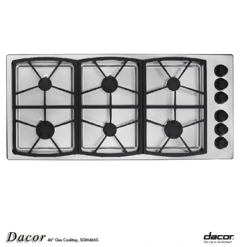 Dacor Sgm466S front-508508