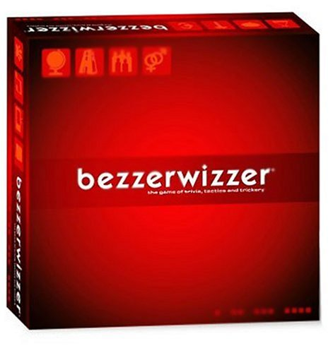 Bezzerwizzer English Edition Trivia Board Game