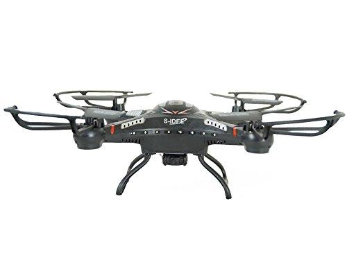 s idee 01251 quadrocopter s183c hd kamera 4 5 kanal 2 4. Black Bedroom Furniture Sets. Home Design Ideas