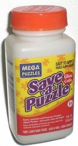 Cheap WARREN INDUSTRIES Save A Puzzle Puzzle Glue 4 Fl Oz (B003KQO1H4)