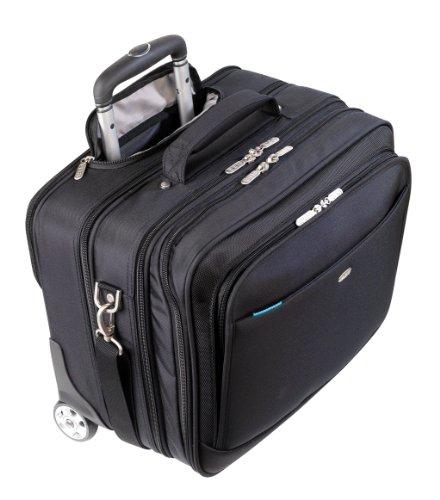 Pierre by Elba Hamelin 642510 Elba - Original Business Taschen-Trolley für Laptop bis 18 zoll, schwarz