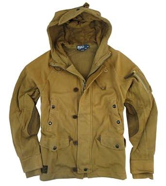 polo ralph s rustic zip hooded jacket