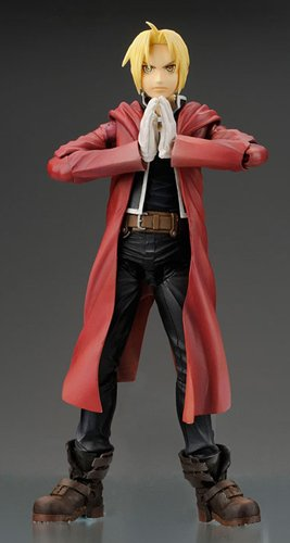 Fullmetal Alchemist - Brotherhood : Edward Elric Action Figure
