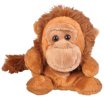 Orangutan Beanie Bean Filled Plush Stuffed Animal