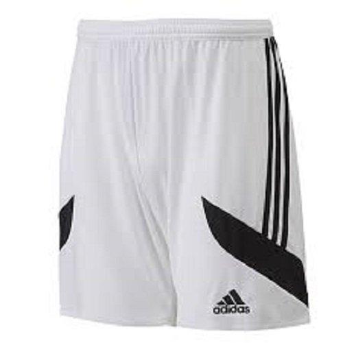 Adidas Teamhose Nova 14 shorts, Short da Uomo, Multicolore (Bianco/Nero), XL