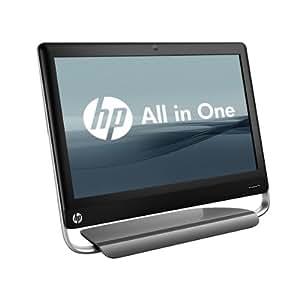 """HP TouchSmart 7320 AIO Ordinateur de bureau tout-en-un Professionnel 21,5"""" LED Intel Core i3 500 Go 4096 Mo Windows 7 Noir"""