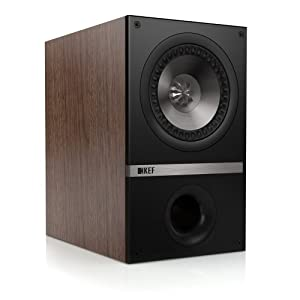 Where to buy KEF Q100WA Bookshelf Speaker  Pair, Walnut  Online