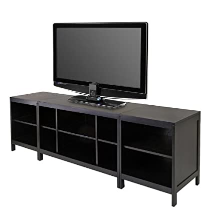 Hailey 3pc Media Center, Modular Hailey 3pc Media Center, Modular