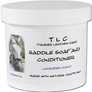 Amazon Com Tlc Saddle Soap And Conditioner Beauty