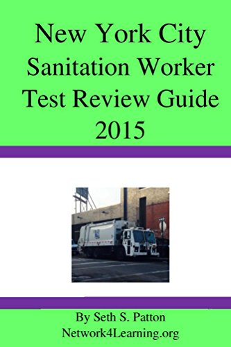 New York City Sanitation Worker Test Review Guide 2015