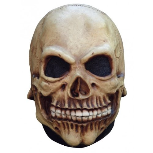 Junior Skull Mask (Skeleton Halloween Mask)