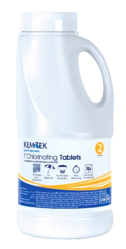 Best Chlorine Tablets For Pools According To Reviews And Ratings