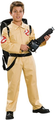 Ghostbusters Dlx Chld Small front-506670