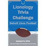 Lionology Trivial Challenge: Detroit Lions Football