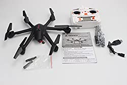 MJX X600 X-SERIES 2.4GHz 4 Channel 6 Axis RC Remote Control Hexacopter UFO Drone with Headless Mode and Auto-Return Feature[...]