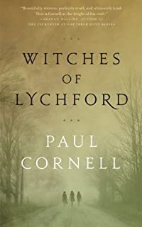 Book Cover: Witches of Lychford