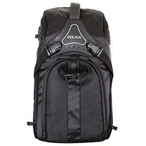 Dolica DK-30 Large Travel Notebook Backpack/Sling