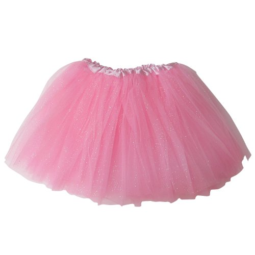 Sparkle Girls Dance Dress-Up Princess Fairy Costume Dance Recital Tutu