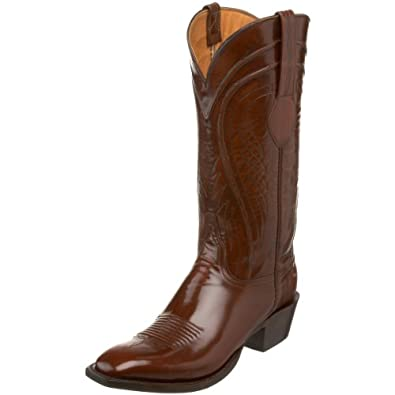 Buy Lucchese Classics Mens L1506.14 Western Boot by Lucchese