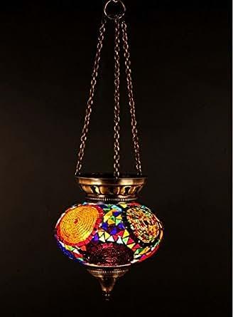 Turkish Lamp Mosaic Lamp Mosaic Ceiling Lamp Glass Lamp Mosaic Lamps Mor