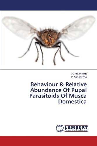Behaviour & Relative Abundance Of Pupal Parasitoids Of Musca Domestica