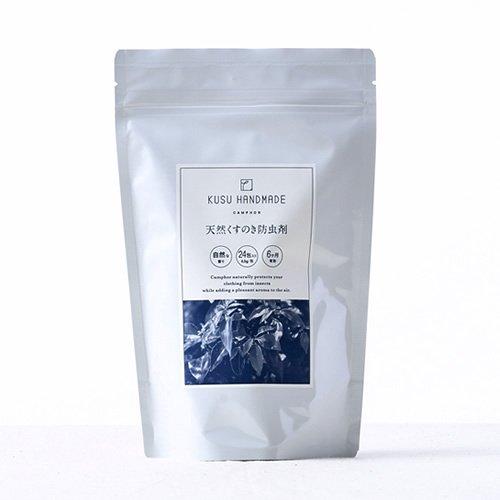 防虫剤 KUSU HANDMADE(クスハンドメイド) カンフルパウダー 4.5g/袋 24袋入り