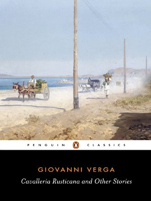 Cavalleria Rusticana and Other Stories (Penguin Classics)