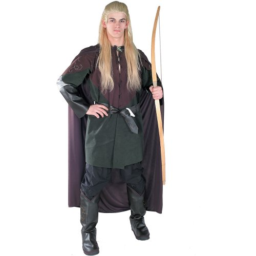 Rubies Costumes Mens The Lord Of The Rings Legolas Adult Costume