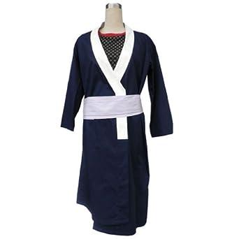 Naruto Cosplay Costume - Shizune Kimono Kid Large