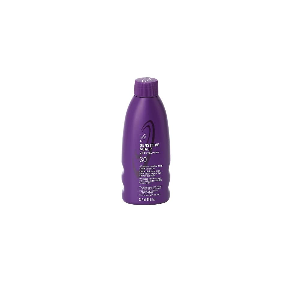 ion sensitive scalp developer 20 volume 32 oz