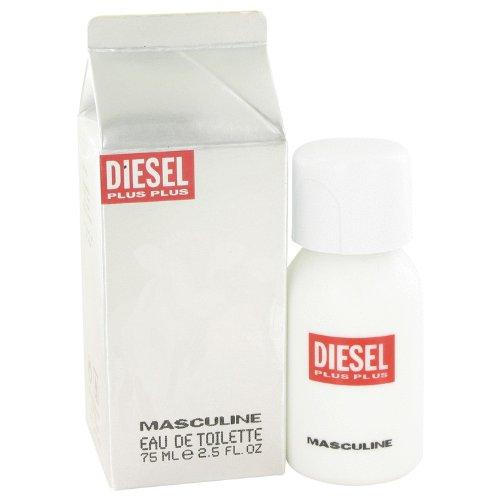 Diesel Plus Plus By Diesel Eau De Toilette Spray 75 Ml For Men