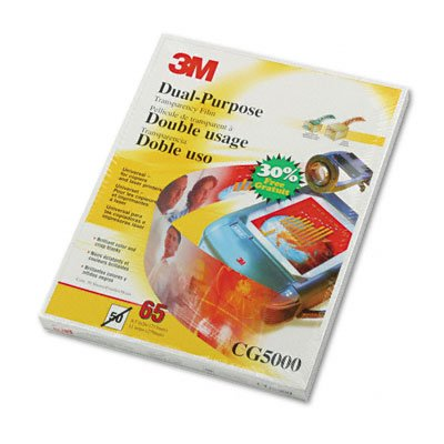 Transparencies for b/w and color laser printers and copiers, 8-1/2 x 11, 50/box - Buy Transparencies for b/w and color laser printers and copiers, 8-1/2 x 11, 50/box - Purchase Transparencies for b/w and color laser printers and copiers, 8-1/2 x 11, 50/box (3M, Office Products, Categories, Office & School Supplies, Presentation Supplies, Transparency Film)