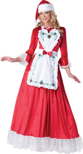 InCharacter Costumes Women's Mrs. Claus