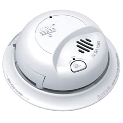 Brk Electronics 9120b 120vac Ion Smoke Detector Ac Battery Backup by BRK Electronics 9