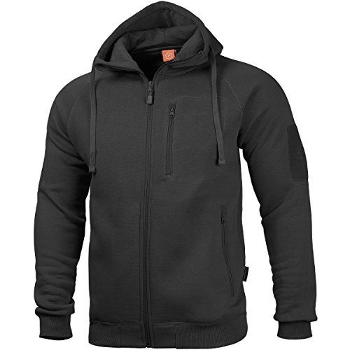 pentagon-hommes-leonidas-20-pull-noir-taille-m