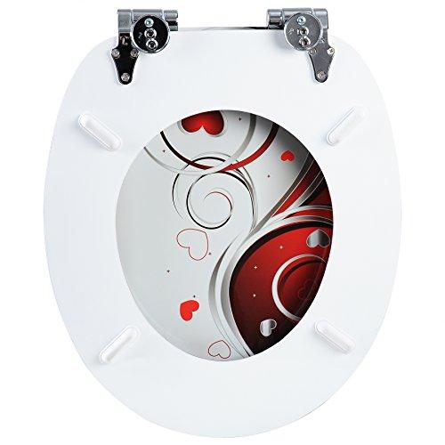 Woltu 2 Premium Toilet Seat With Slow Close Mechanism
