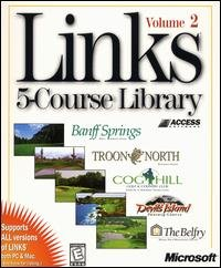 Links 5 Course Library Volume 2 (Apple Ii Dos compare prices)