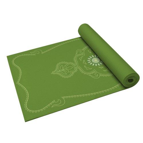 Gaiam Sublime Print Yoga Mat (3mm)